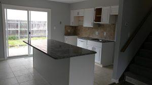 marble or granite counter tops in Pickerington, Ohio